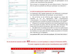 Info Lutte : 4eme jour de greve