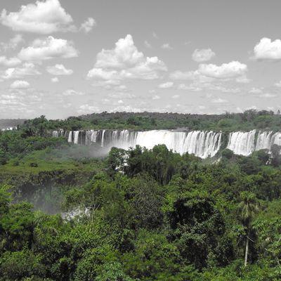 ARGENTINE : Iguazu, la puissance de la nature...
