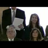 "EDDI READER - ""Auld Lang Syne"" (at Scottish Parliament)"