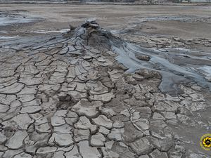 Bledug Kuwu - small mud volcanoes - photos © 2015 Jean-Michel Mestdagh