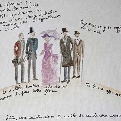 Evocations Proustiennes