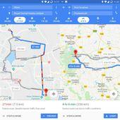 Google Maps : enfin une version pour les deux roues - OOKAWA Corp.