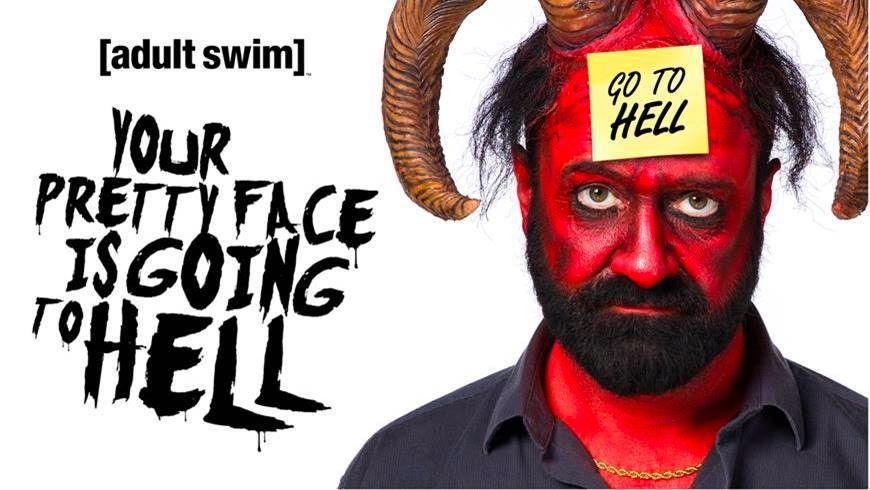 """La saison 3 inédite de """"Your Pretty Face is going to hell"""" débarque dimanche en SVOD sur Adult Swim"""