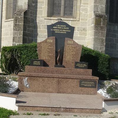 Nouveau Monument aux morts