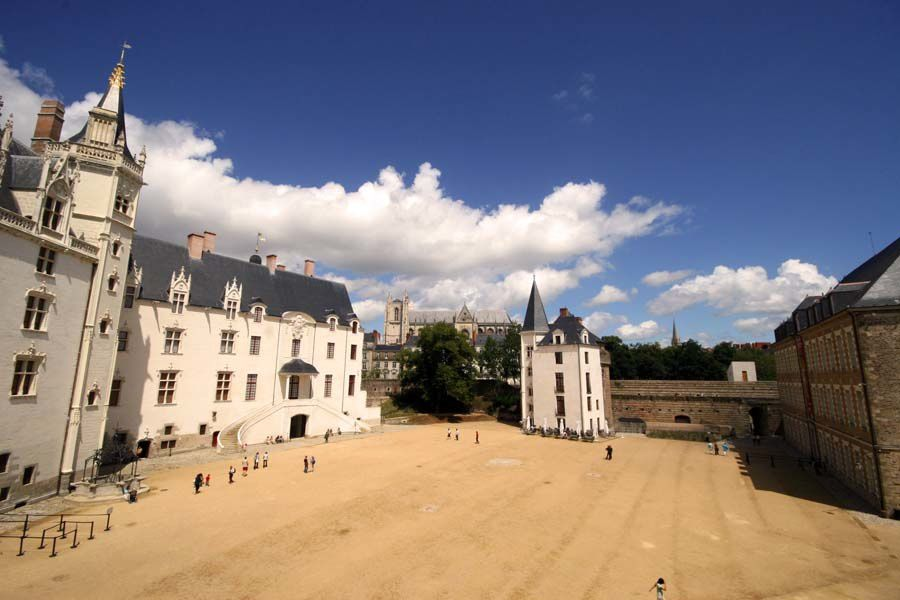 Album - Photos de la ville de Nantes