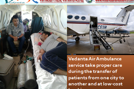 Diabetes Mellitus Patient Recently Transferred by Vedanta Air Ambulance Service from Bhopal to Delhi