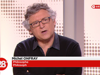 """Michel Onfray - 28 Minutes (Arte) - 16.01.2017 - """"Décadence"""""""