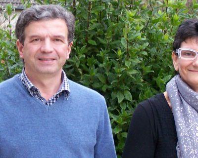 Sylvie Jayle et Bertrand Rivière : Midi-Corrézien pour agir