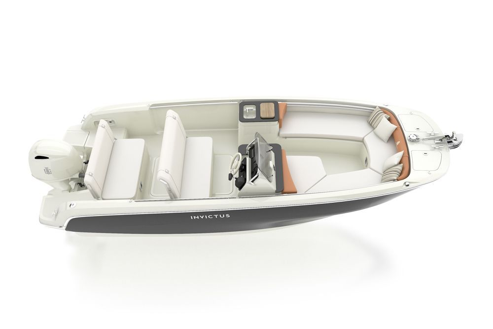 Invictus Capoforte SX200: Elegance and liveability in just six metres