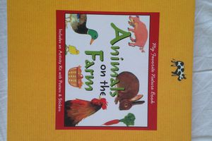 Animal on the farm english book