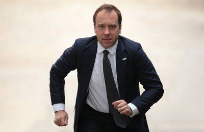Matt Hancock possède des actions dans une entreprise approuvée par le NHS (BBC)