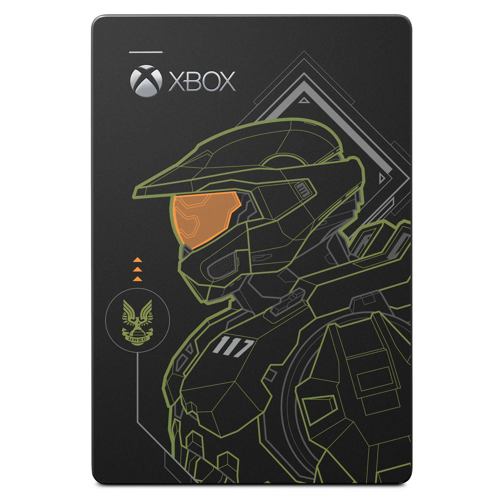 "[ACTUALITE] Seagate - Le Game Drive for Xbox ""Halo: Master Chief"" en édition limitée"