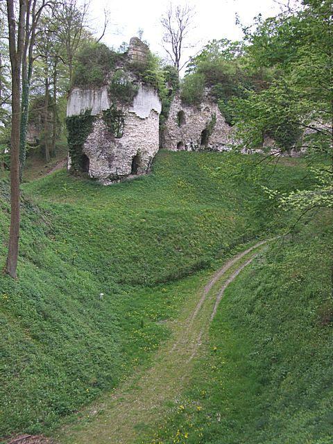 Diaporama château de Fressin