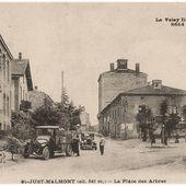 Il était une fois saint Just Malmont - L'Auvergne Vue par Papou Poustache