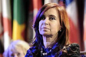 Argentine President Cristina Kirchner's cancer operation 'successful'
