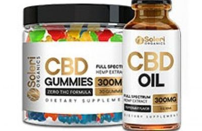 Soleri CBD Gummies ! [Soleri CBD Gummies]  Berry Reviews, Price, Benefits & Where to buy?