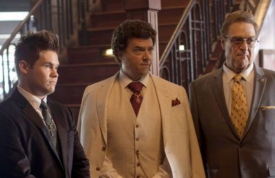 The Righteous Gemstones (Saison 1, 9 épisodes) : petite satire pour mega église