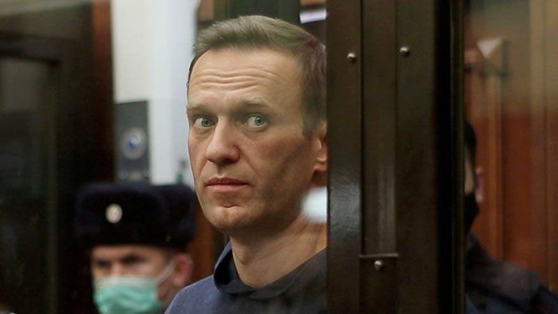 L'opposant russe à Vladimir Poutine, Alexeï Navalny ©via REUTERS