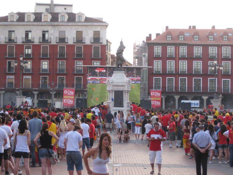 Imágenes población de Valladolid.- El Muni.
