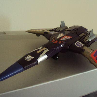 Transformers Vintage G1 Decepticon Cyclonus
