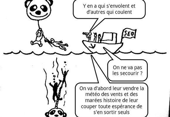 Panda est arrivé en France