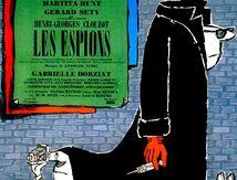Les Espions (1957) de Henri-Georges Clouzot