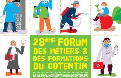 Forum des métiers et des formations du Cotentin