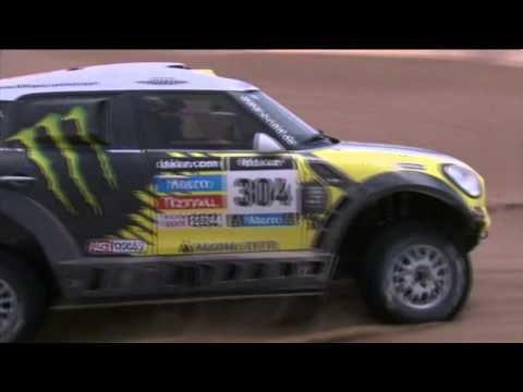 Dakar 2014 - Etape 12 - El Salvador - La Serena