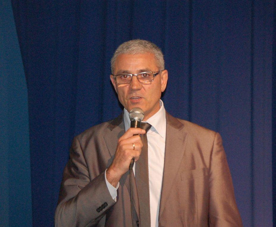 """Réunion Publique """"Municipales 2014"""" à Launaguet"""