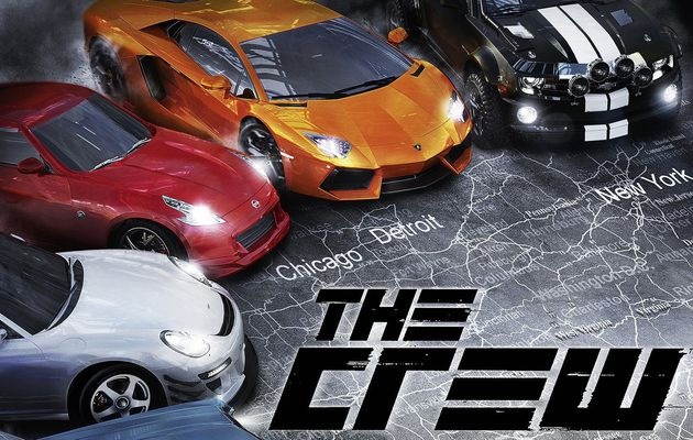 TEST de THE CREW (sur XBOX ONE): un bon mix de Burnout, Need For Speed et les films Fast & Furious!