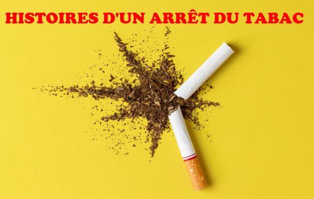 Histoires d'un arrêt du tabac - Cette fois, j'y arriverai !