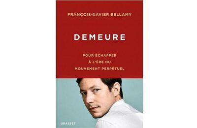 François-Xavier Bellamy, ce jeune philosophe et homme politique est un bel espoir pour la France.