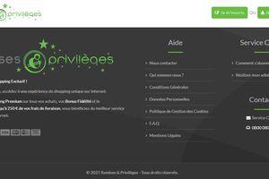 Arnaque Remises & privileges