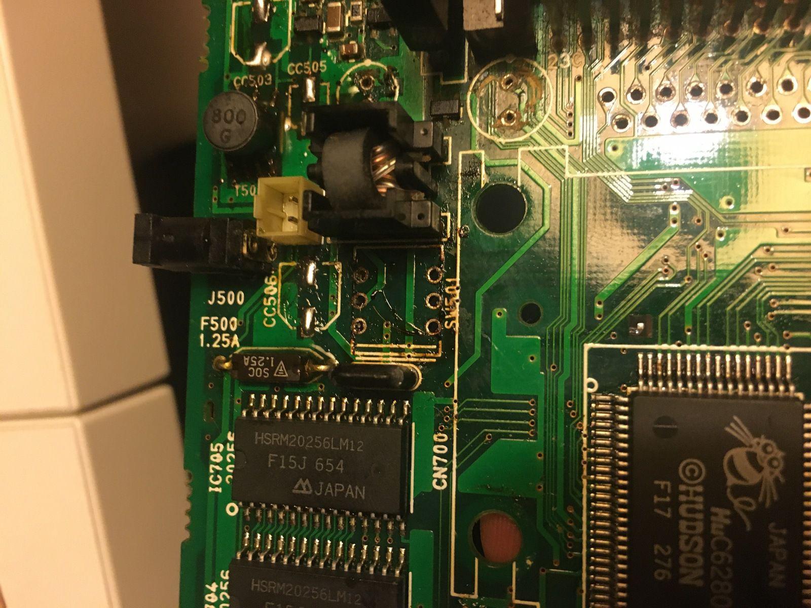 PC Engine LT - NEC