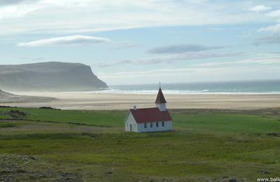 Islande : à l'ouest ... Breidavik