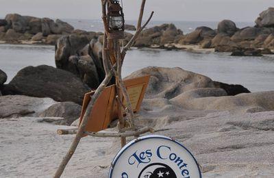 Calendrier des Balades Contées et des Prologues sur la plage...