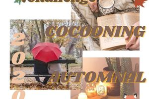 Challenge Cocooning Automnal 2020