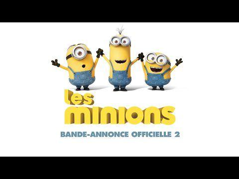 Les Minions, nouvelle bande-annonce