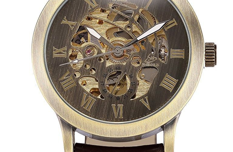 Types of Steampunk Watches
