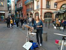 Peinture dans Toulouse avec Isabelle Seruch Capouillez