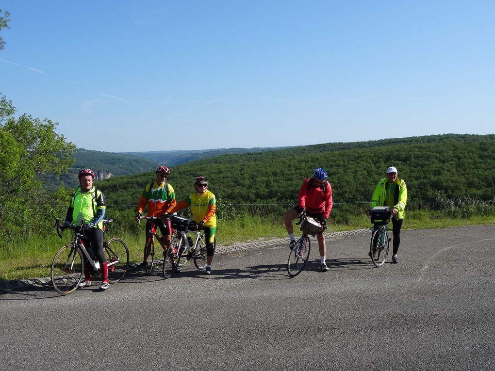 Cyclos-Randonneurs du Quercy