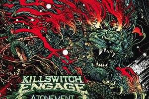 KILLSWITCH ENGAGE: Atonement (2019) Metalcore