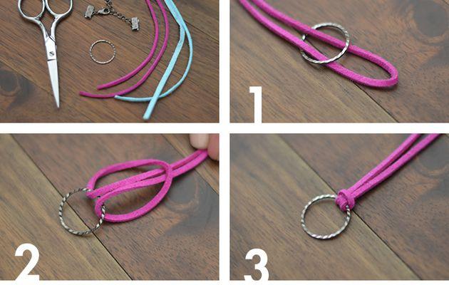 DIY : Bracelets facile à faire