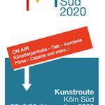 28. & 29.11. KUNSTROUTE SÜD 2020 - ON AIR