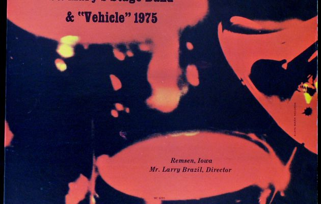 """St. Mary's High School - St. Mary's Stage Band & """"Vehicle"""" (1975)"""