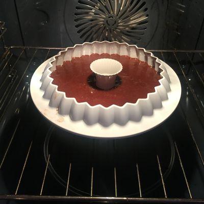 Gâteau au chocolat parfait à la cannelle ( ou pas )