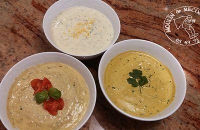 Sauces / Dips végétaux