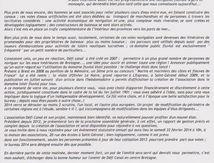 """Lettre ouverte d'un Président """"d'association loi 1901"""" qui s'engage..."""