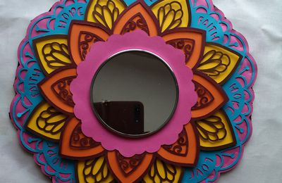 Mandela miroir