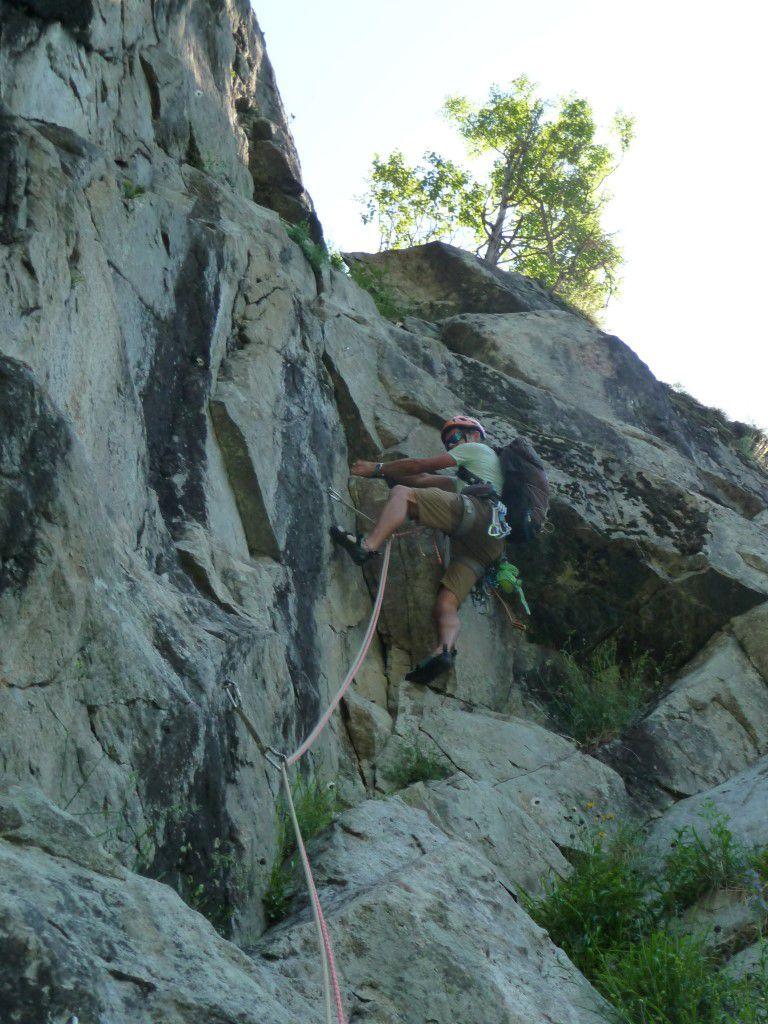 plus haut, un festival de belle grimpe à belle gestuelle
